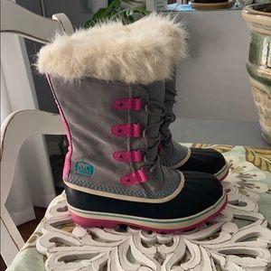 Sorel Winter Snow Boots Women's 7